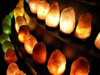 Instruction Himalayan Salt Crystal Lamp