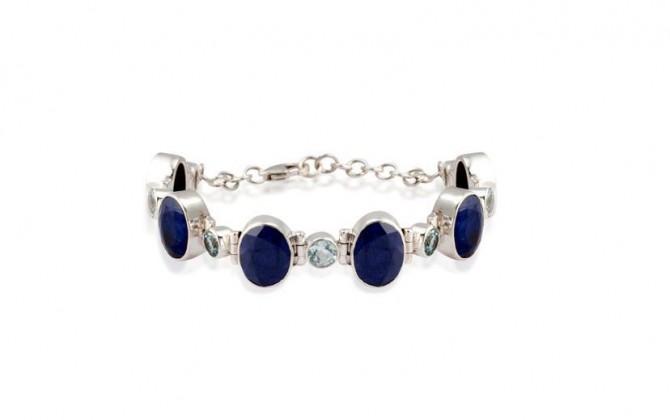 Bracelet-blue