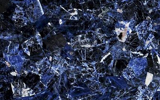 SODALITE BLUE 2