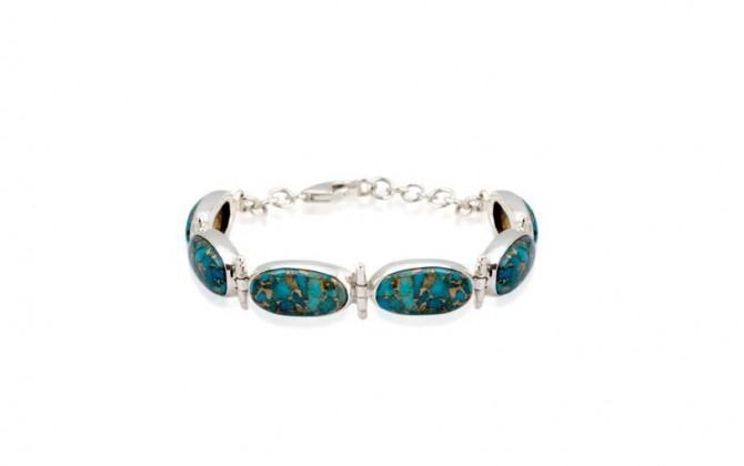 Bracelet-mixblue