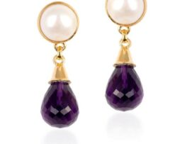 EarRing-Purple