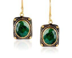 EarRing-green