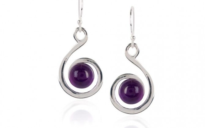 EarRing-purple2