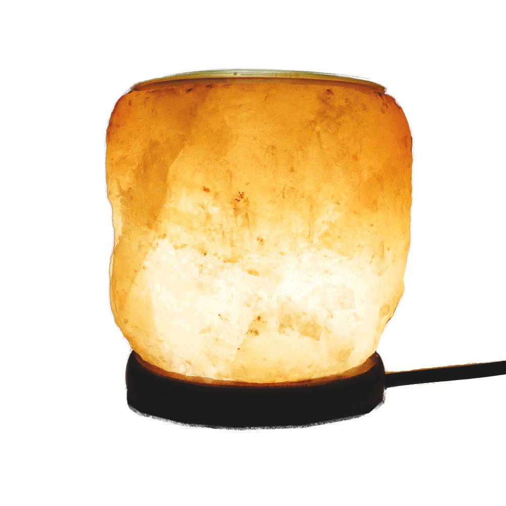 Salt Lamps Evidence : Himalayan Salt - Oil Diffuser Lamp - Natural Aura House