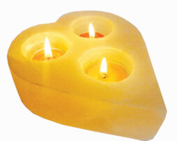 Tri-Light Candle Older